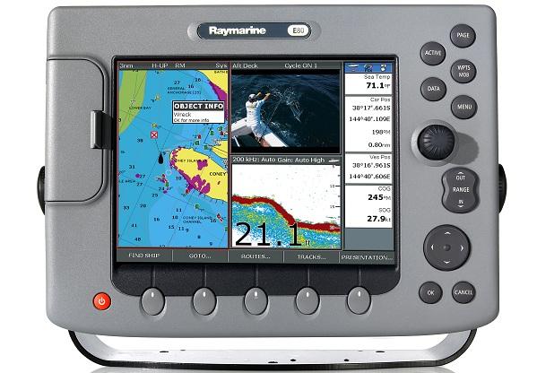 Howto connect Raymarine E120 E-series to NMEA 2000, Seatalk NG or